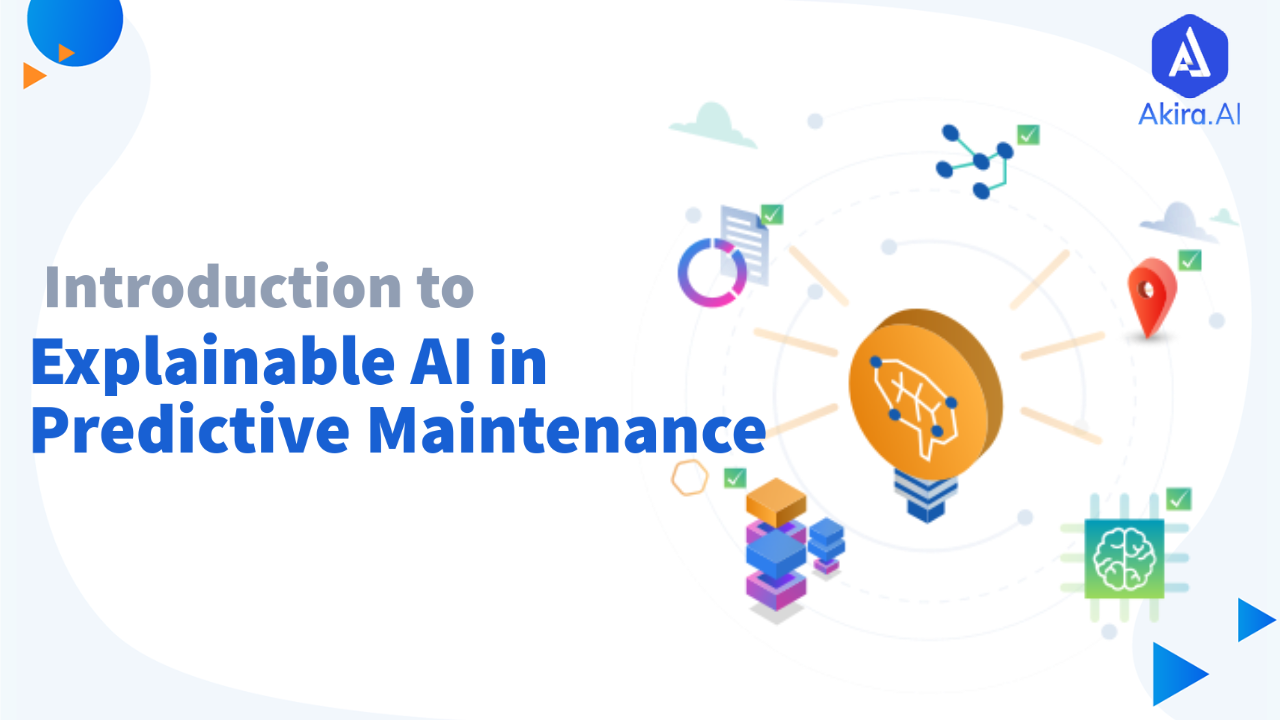 Explainable AI Enabled Predictive Maintenance Features and Solutions