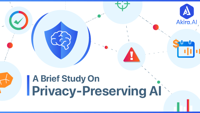 Overview of Privacy-Preserving AI with a Case-Study