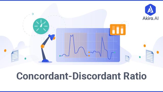 Concordant-Discordant Ratio